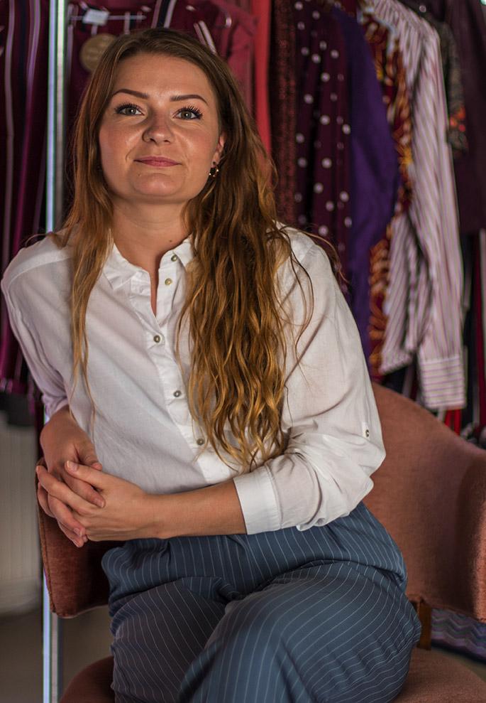 Laura Pedersen